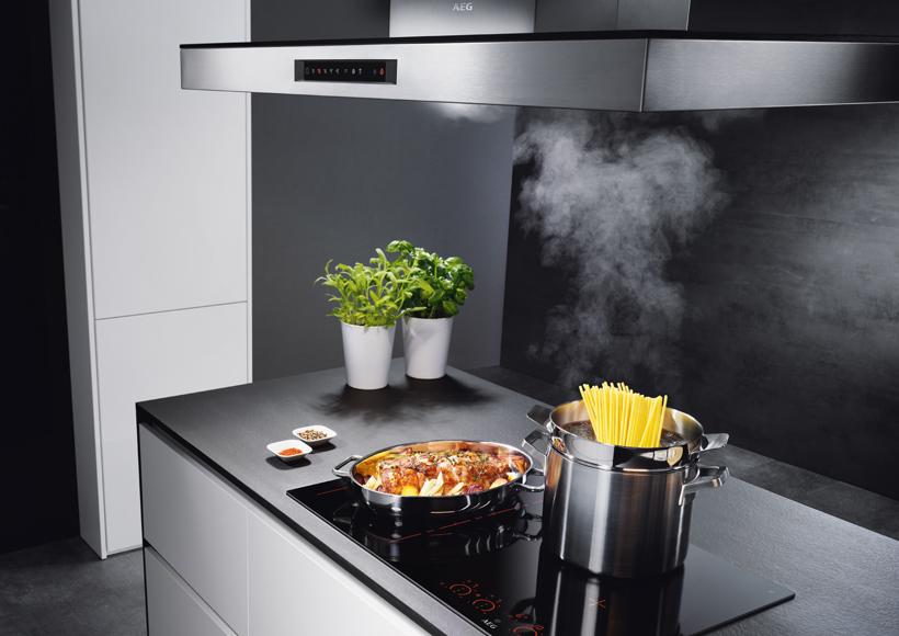 Dunstabzugshauben mit kraftvoller Saugleistung - Küchen Heider in Scheer